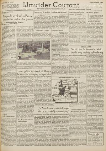 IJmuider Courant 1948-03-19