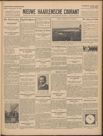 Nieuwe Haarlemsche Courant 1934-05-05