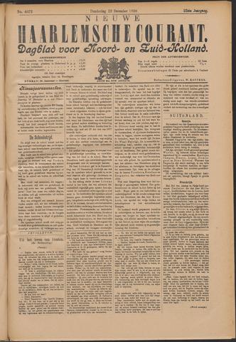 Nieuwe Haarlemsche Courant 1898-12-29