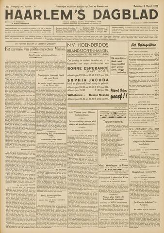 Haarlem's Dagblad 1935-03-02