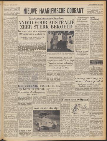 Nieuwe Haarlemsche Courant 1952-09-19