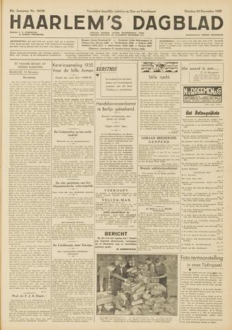 Haarlem's Dagblad 1935-12-24