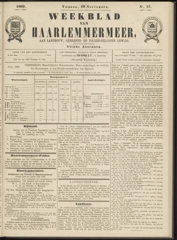 Weekblad van Haarlemmermeer 1869-09-10