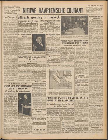 Nieuwe Haarlemsche Courant 1950-03-04