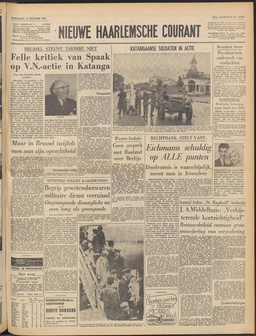 Nieuwe Haarlemsche Courant 1961-12-13