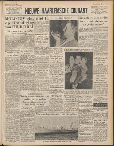 Nieuwe Haarlemsche Courant 1955-03-15