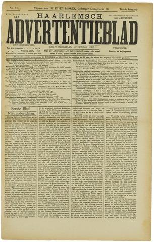 Haarlemsch Advertentieblad 1888-10-10