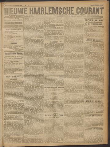 Nieuwe Haarlemsche Courant 1919-02-17