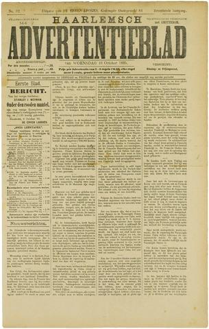 Haarlemsch Advertentieblad 1895-10-16