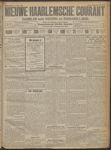 Nieuwe Haarlemsche Courant 1915-07-14