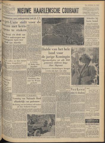 Nieuwe Haarlemsche Courant 1957-05-01