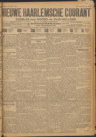 Nieuwe Haarlemsche Courant 1908-09-28