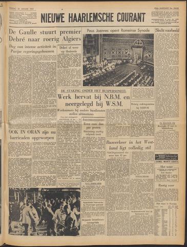 Nieuwe Haarlemsche Courant 1960-01-26