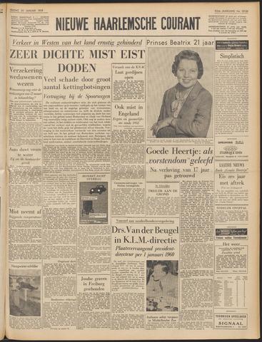 Nieuwe Haarlemsche Courant 1959-01-30