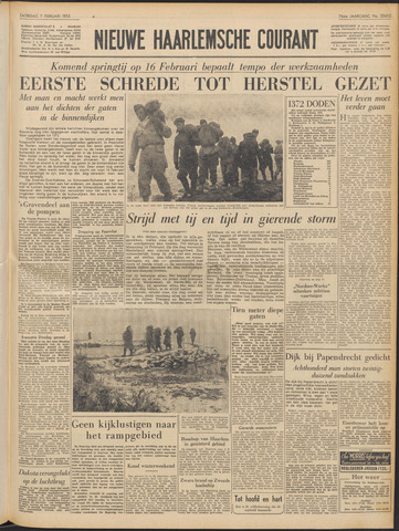 Nieuwe Haarlemsche Courant 1953-02-07