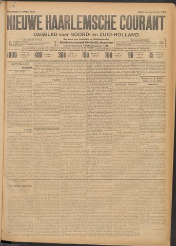 Nieuwe Haarlemsche Courant 1910-04-11