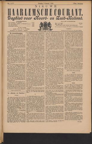 Nieuwe Haarlemsche Courant 1899-01-03