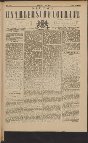 Nieuwe Haarlemsche Courant 1895-07-03