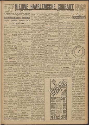 Nieuwe Haarlemsche Courant 1923-01-13