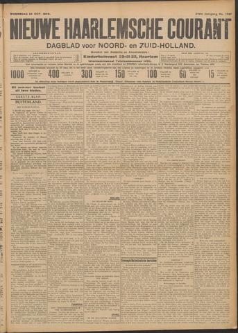 Nieuwe Haarlemsche Courant 1909-10-20