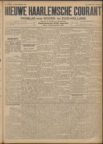 Nieuwe Haarlemsche Courant 1907-09-14