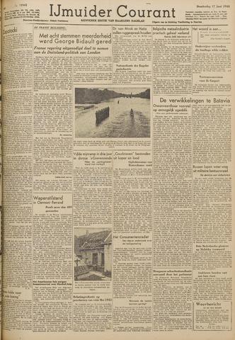 IJmuider Courant 1948-06-17