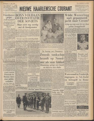 Nieuwe Haarlemsche Courant 1955-06-09