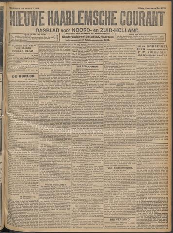 Nieuwe Haarlemsche Courant 1915-03-22