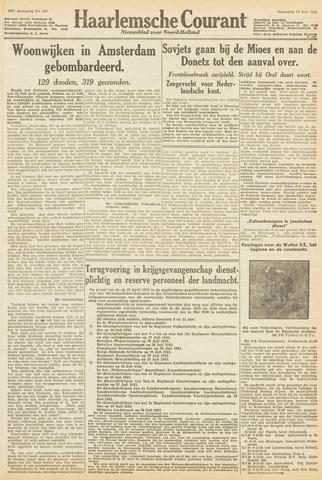 Haarlemsche Courant 1943-07-19
