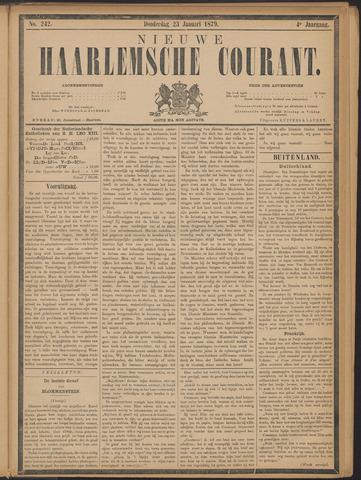 Nieuwe Haarlemsche Courant 1879-01-23