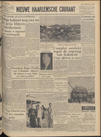 Nieuwe Haarlemsche Courant 1957-05-11