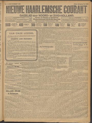 Nieuwe Haarlemsche Courant 1913-03-10