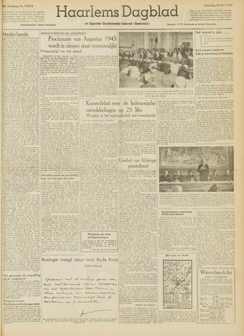 Haarlem's Dagblad 1950-05-20