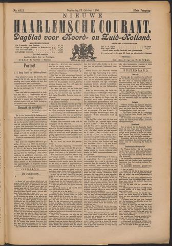 Nieuwe Haarlemsche Courant 1900-10-25