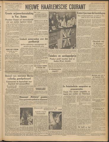 Nieuwe Haarlemsche Courant 1946-11-19