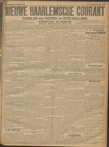 Nieuwe Haarlemsche Courant 1916-10-16