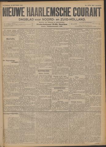 Nieuwe Haarlemsche Courant 1907-10-12