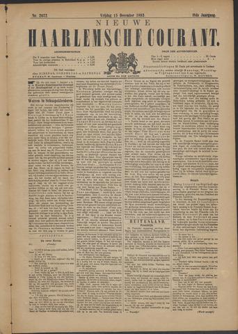 Nieuwe Haarlemsche Courant 1893-12-15