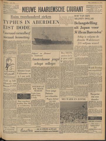Nieuwe Haarlemsche Courant 1964-06-01