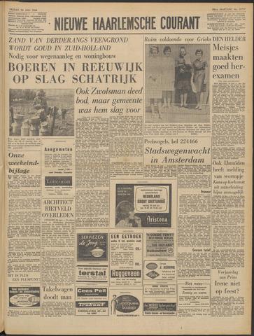 Nieuwe Haarlemsche Courant 1964-06-26