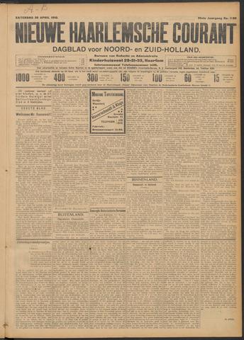 Nieuwe Haarlemsche Courant 1910-04-30