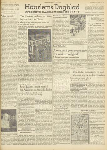 Haarlem's Dagblad 1951-01-26