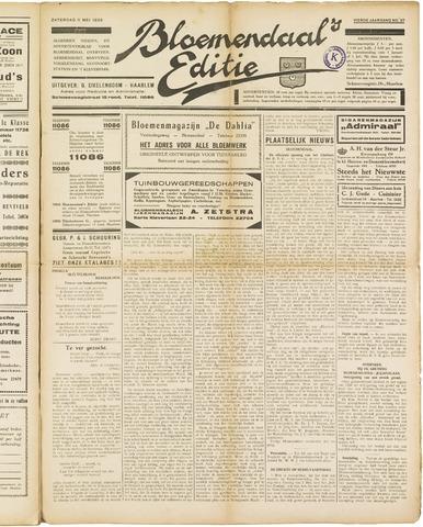 Bloemendaal's Editie 1929-05-11