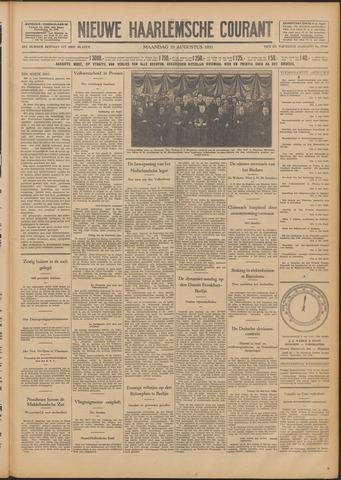 Nieuwe Haarlemsche Courant 1931-08-10