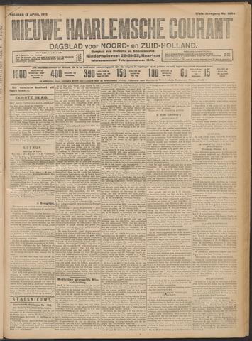 Nieuwe Haarlemsche Courant 1912-04-12