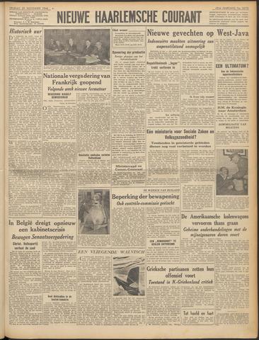 Nieuwe Haarlemsche Courant 1946-11-29