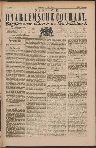 Nieuwe Haarlemsche Courant 1898-07-16