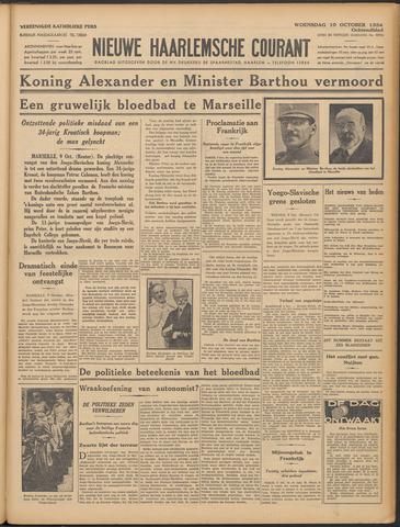 Nieuwe Haarlemsche Courant 1934-10-10