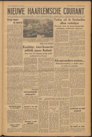 Nieuwe Haarlemsche Courant 1946-10-19