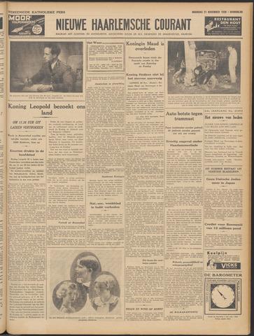 Nieuwe Haarlemsche Courant 1938-11-21